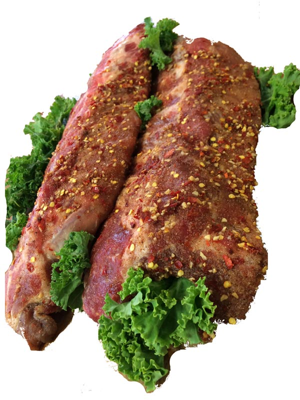 Salt N Pepper Pork Ribs(1KG pack)