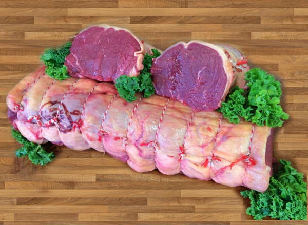 Hand Prepared British Sirloin Joint(5KG)