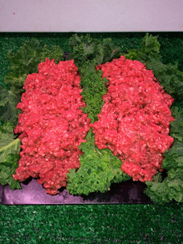 2x800g Packs of Best Steak Mince